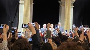 Lula da Silva em Paris