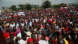 Les Maliens ont manifesté ce samedi à Bamako contre le référendum pour la révision constitutionnelle du président IBK.