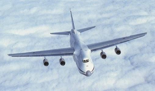 Посол Франции объяснил задержку российского самолета АН-124 в Нигерии