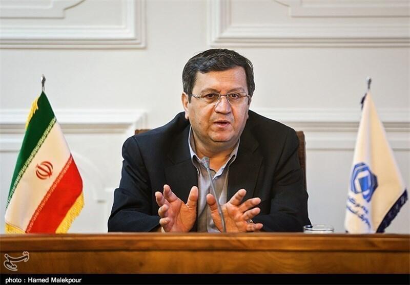 عبدالناصر همتی رئیس بانک مرکزی ایران