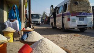 Mocímboa da Praia, um dos focos dos recentes ataques em Moçambique (imagem de ilustração)no