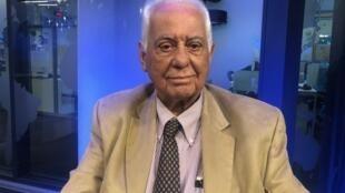 O pesquisador Antonio Dimas.