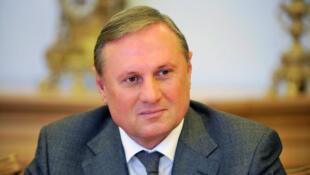 Александр Ефремов, бывший лидер фракции Партии регионов в парламенте.