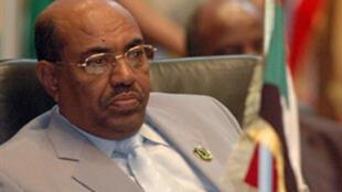 Omar El-Bechir Président soudanais