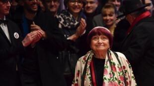 La cinéaste française Agnès Varda est décédée à l'âge de 90 ans.