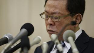 O prefeito de Tóquio, Naoki Inose, apresentou sua renúncia nesta quinta-feira, após o escândalo financeiro