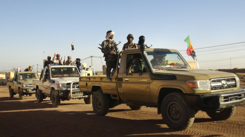 'Yan tawayen Abzinawa a garin Kidal arewacin Mali