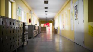 école vide