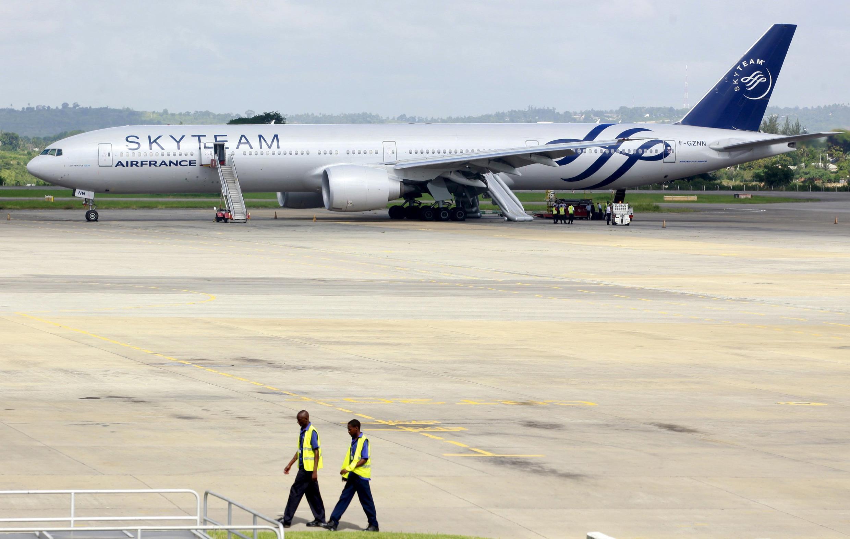 Боинг-777 в Кении, 20 декабря 2015 год