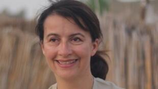 Cécile Duflot, nouvelle directrice générale d'Oxfam France.