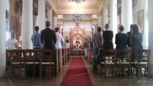 Собор святого Владимира Великого в Париже