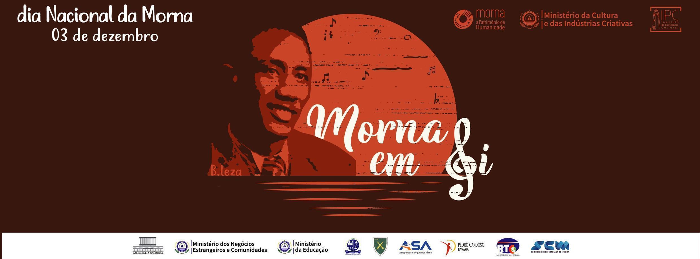 Logótipo do Dia nacional da Morna, em Cabo Verde, no mural Facebook do Instituto do património cultural