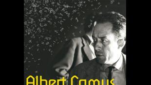 Affiche de l'exposition «Camus, citoyen du monde» à Aix-en-Provence.