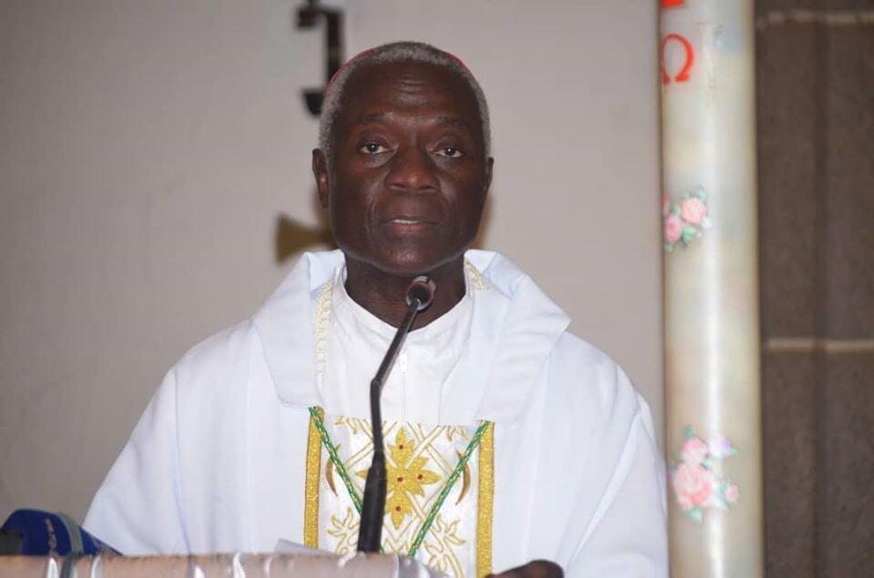 Dom José Camnaté Na Bissign - Bissau - Igreja - Religião - Guiné-Bissau