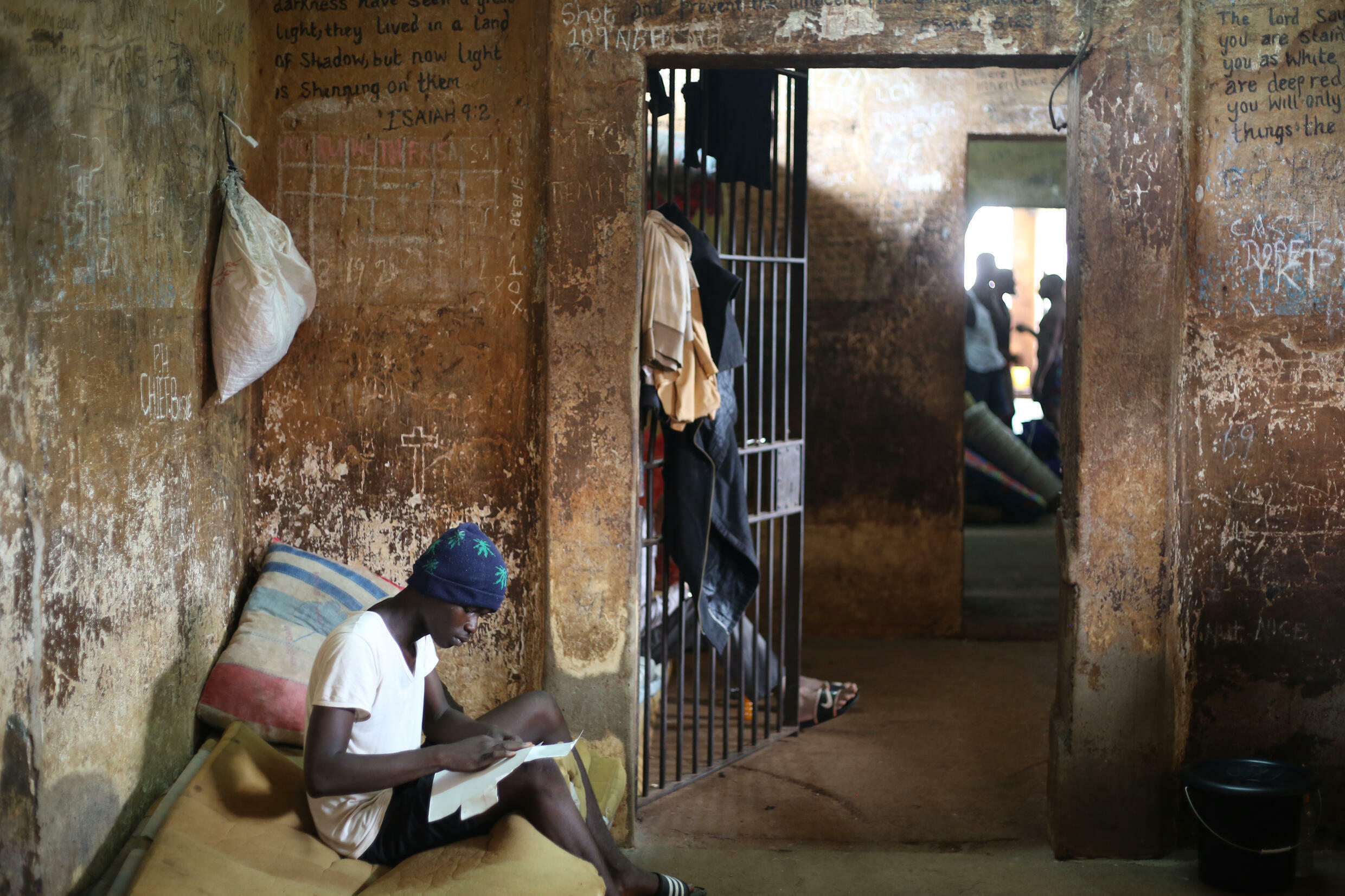 Sierra Leone had not executed anyone since 1998 but still had capital punishment on its books
