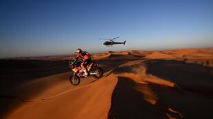 Rali Dakar - Todo-o-Terreno - Desporto - Arábia Saudita - Toby Price - KTM