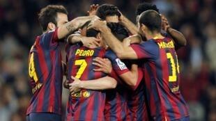 Tawagar  Kungiyar Barcelona da FIFA ta haramtawa sayen 'Yan wasa