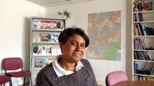 Juliana Wahlgren trabalha como advogada na Rede Europeia contra o Racismo, ong de Bruxelas.