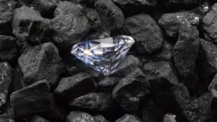 Le diamant radioactif est créé à partir des déchets que produisent des réacteurs nucléaires qui emploient des barres de graphites, qui sont composées de carbone pur. (image d'illustration)