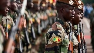 File photo of the Malian Armed Forces.