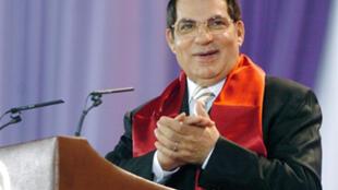 Zin El Abidine Ben Ali réélu président