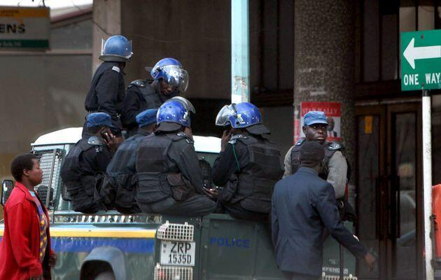 Polisi nchini Zimbabwe