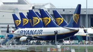 Ryanair dénonce la quarantaine imposée par le Royaume-Uni aux voyageurs.