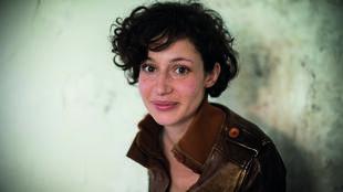Portrait de la romancière Alice Zeniter pour son nouveau roman «L'art de perdre».