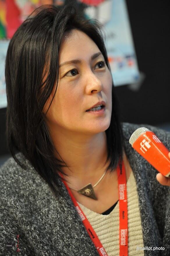 Bà Enkhzaya Jamsran, đại diện của Tổ chức Phát triển Điện ảnh Mông Cổ.