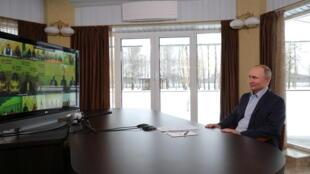 Poutine rencontre étudiants navalny
