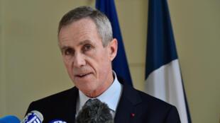 Франсуа Моленс, прокурор Парижа