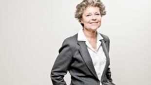 A conselheira regional socialista, Anne Mansouret.