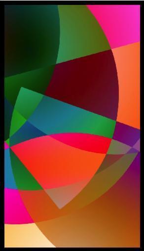 Composition couleur n°18 (ref 022), 2012