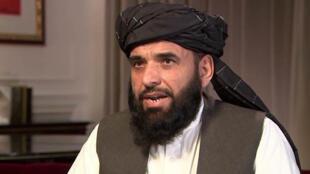 سهیل شاهین، سخنگوی دفتر سیاسی طالبان در قطر