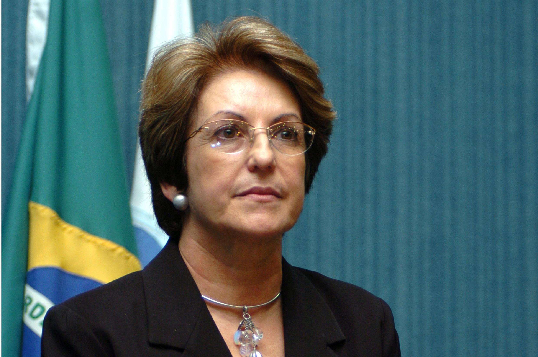 Thelma Krug, vice-presidente do IPCC, órgão da ONU que embasa negociações e acordos para enfrentar o aquecimento global.