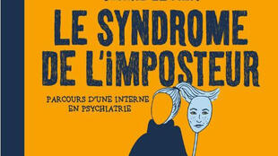 Couverture du livre «Le syndrome de l'imposteur» de Claire Le Men.
