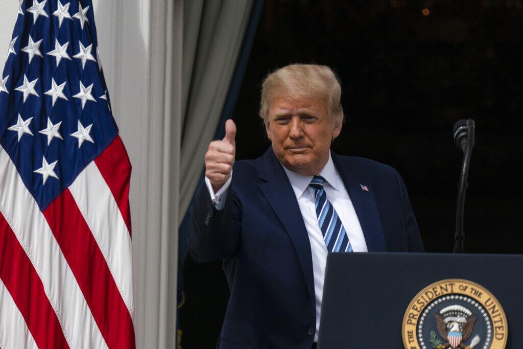 Donald Trump Comícios