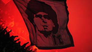 Ninguém substituiu Diego Maradona no coração dos torcedores do Napoli.