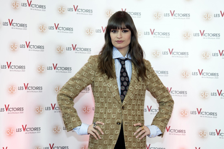 Clara Luciani đoạt giải Victoires 2020 dành cho Nữ nghệ sĩ xuất sắc nhất.