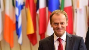 Nommé pour un mandat de deux ans et demi renouvelable une fois, Donald Tusk est entré officiellement en fonction le 1er décembre.