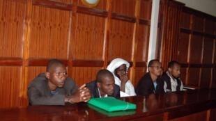Washukiwa wanne wa shambulizi la kigaidi nchini Kenya, wanaotuhumiwa kuhusika na shambulizi la Chuo Kikuu cha Garissa mwaka 2015