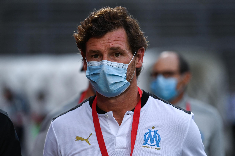 Andre Villas-Boas, treinador português do Marselha.