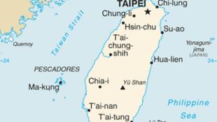 Taswirar kasar Taiwan