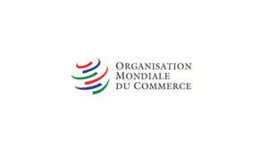Logo de l'Organisation mondiale du commerce (OMC).