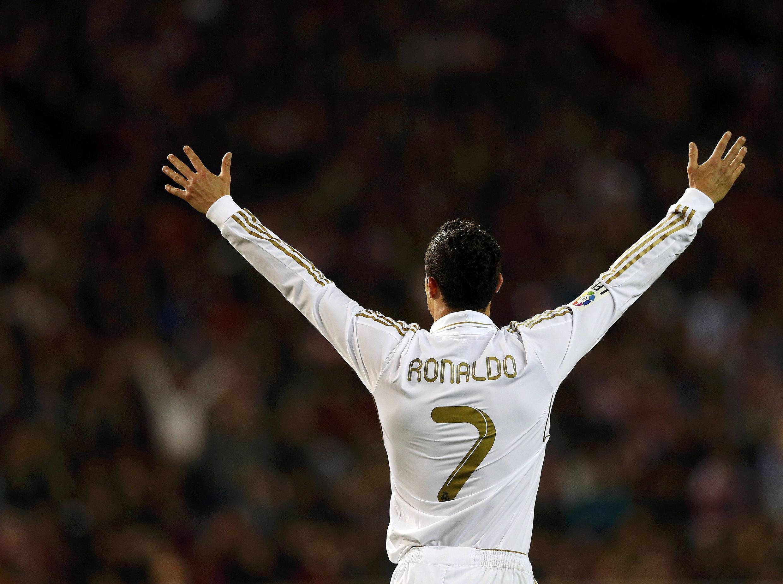 Dan wasan Real Madrid, Cristiano Ronaldo