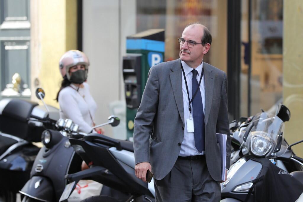 Новый премьер-министр Франции Жан Кастекс