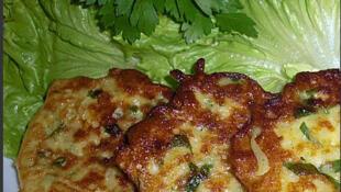 Картофель в Вогезах особенно в чести.