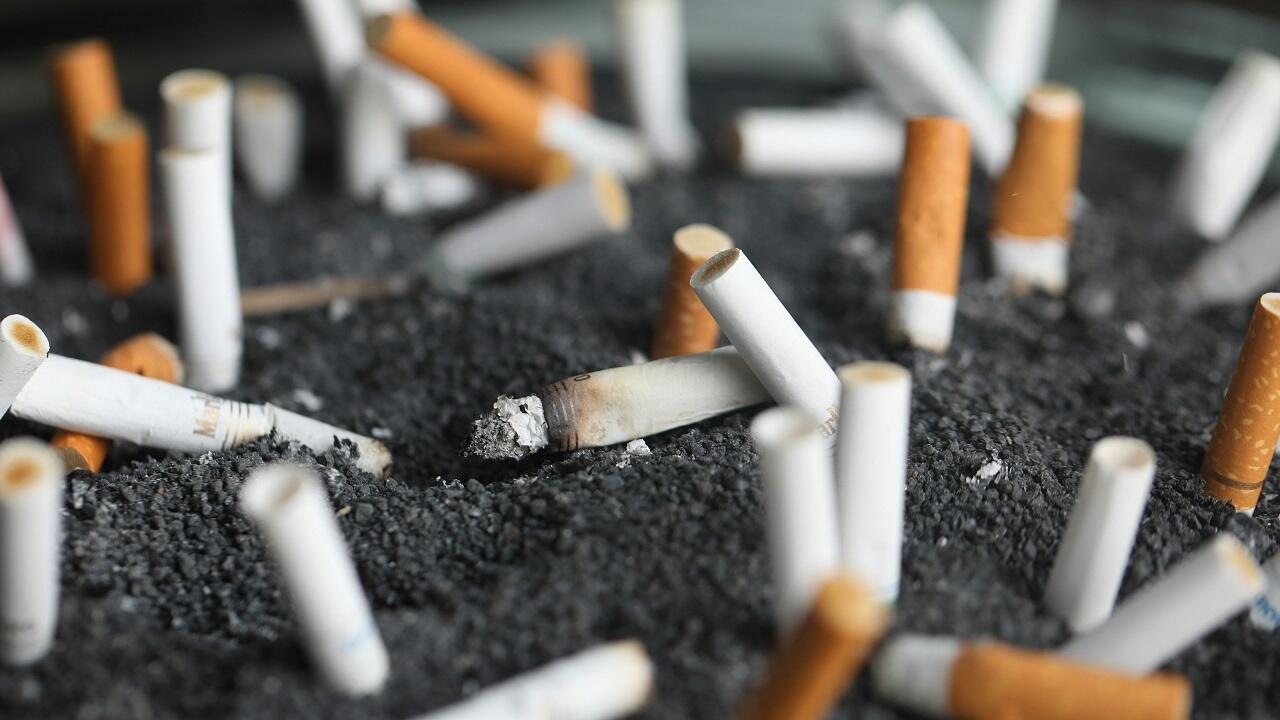 PHOTO Mégots cigarettes - 9 mars 2021