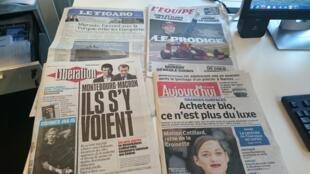 Diários franceses 16.05.2016