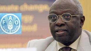 Le directeur général de la FAO, Jacques Diouf.